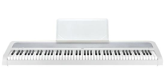 Цифровое пианино KORG B1-WH: фото