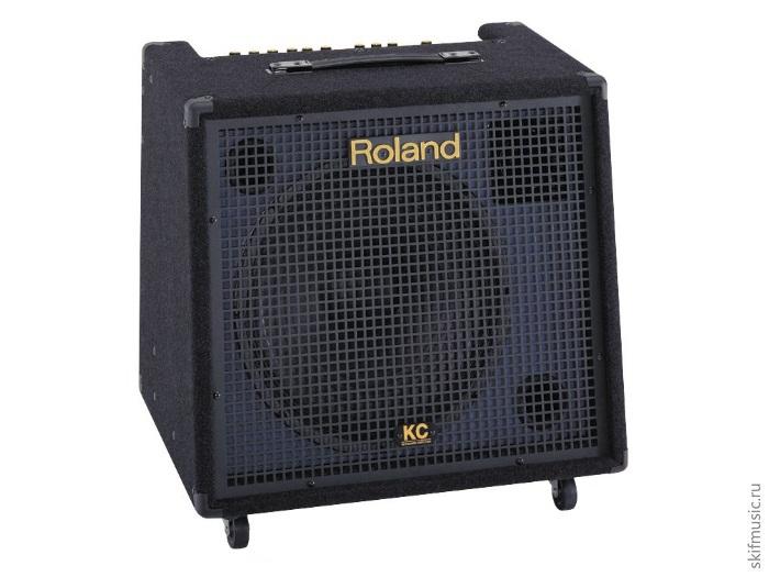 Клавишный комбоусилитель Roland KC-550: фото